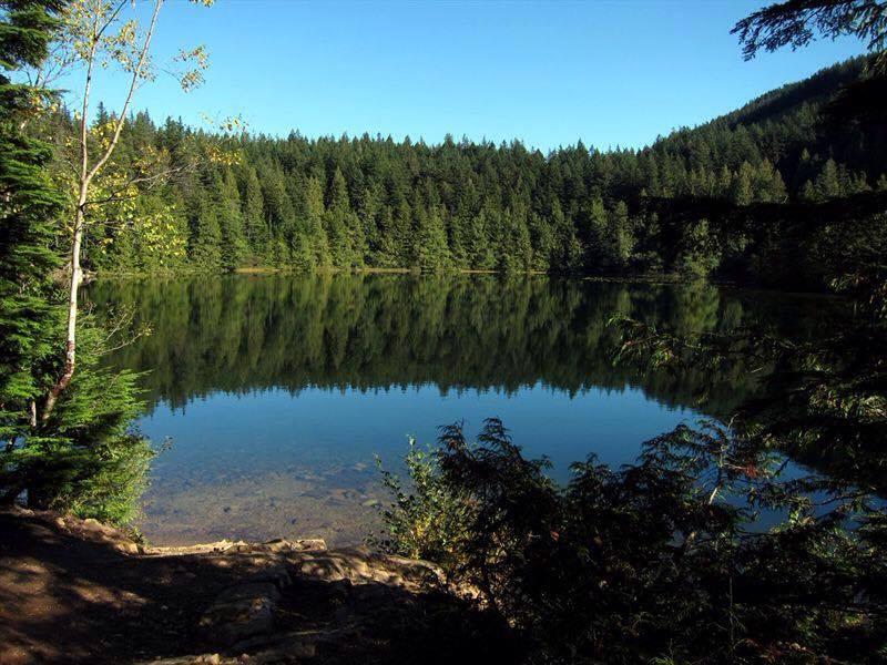 Chadsey Lake Hike